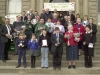 Penzance Spring Show prize winners.